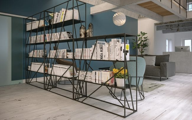 Frovi Foundry Shelving