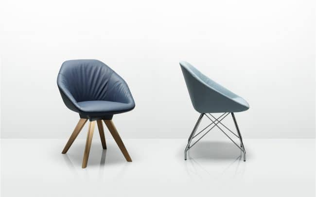 Allermuir Famiglia Lounge Chairs