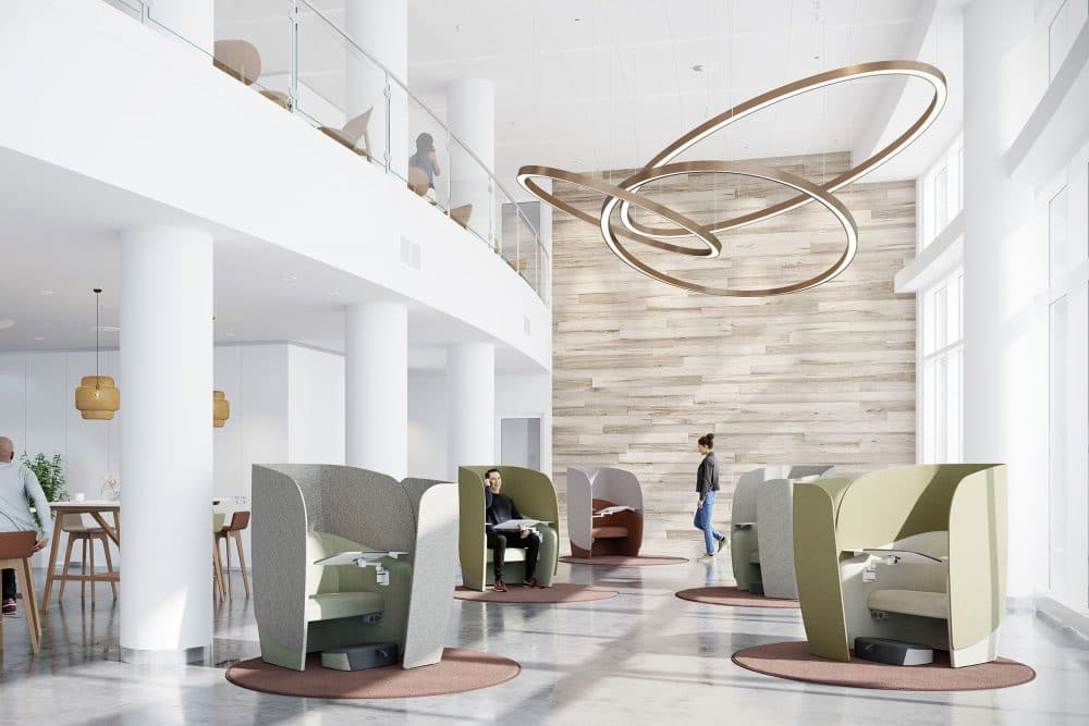 Mango Personal Workspace Chair
