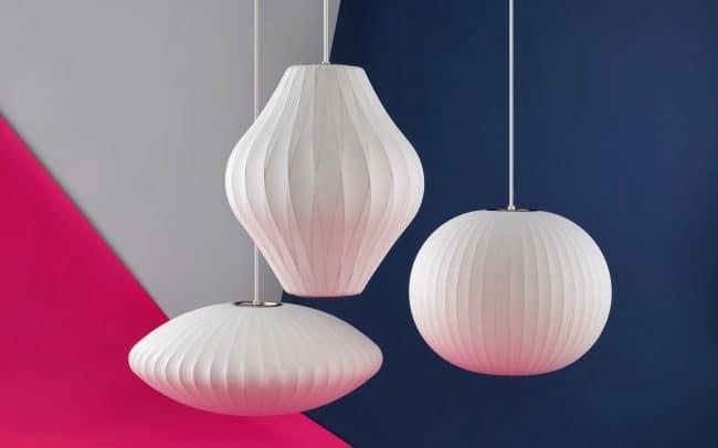 Herman Miller Nelson Bubble Lamp