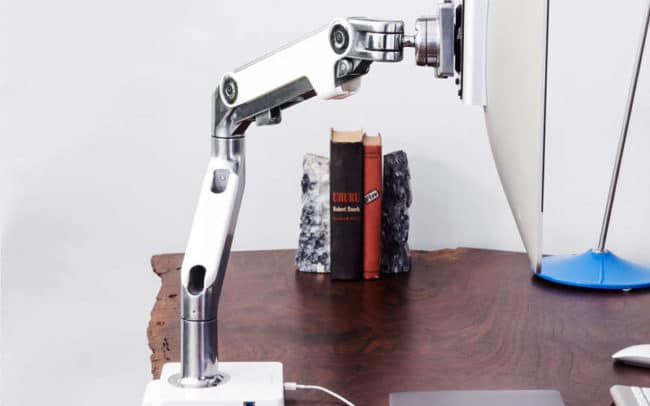 humanscale m8 monitor arms