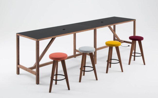 James Burleigh Bosa Table