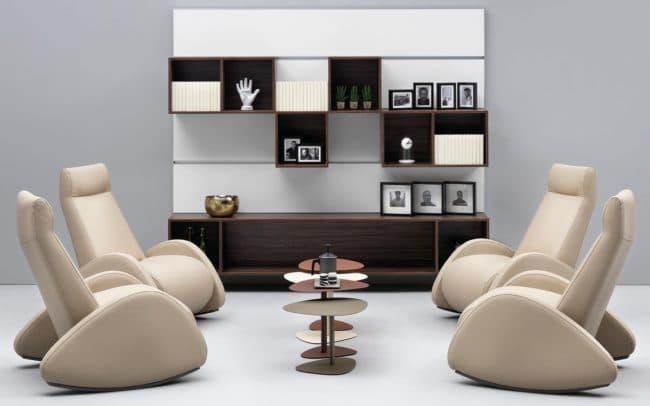 Allermuir Ottens Lounge Chair