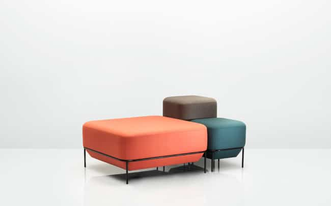 Allermuir Mozaik Seating Family