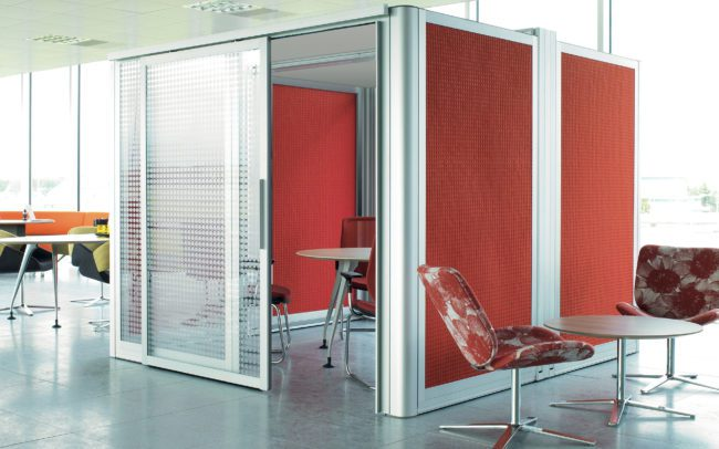 Orangebox Airea Meeting Pod