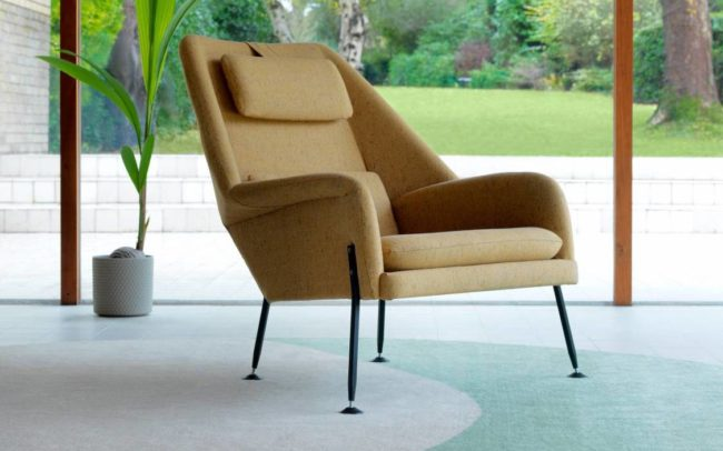 Ernest Race Heron Chair