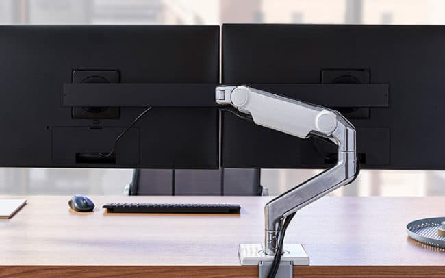 Humanscale M8.1 Monitor Arms