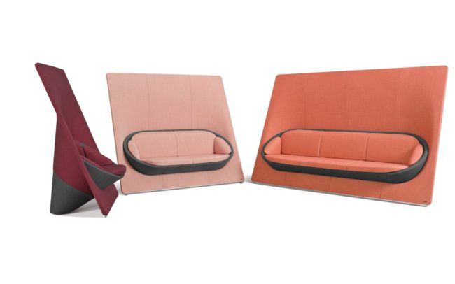 Spacestor Wyspa Seating