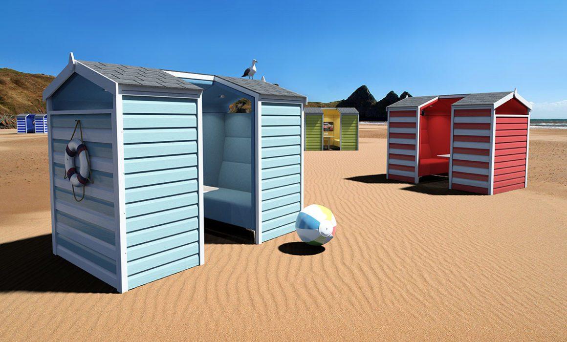 Huddle Beach Hut