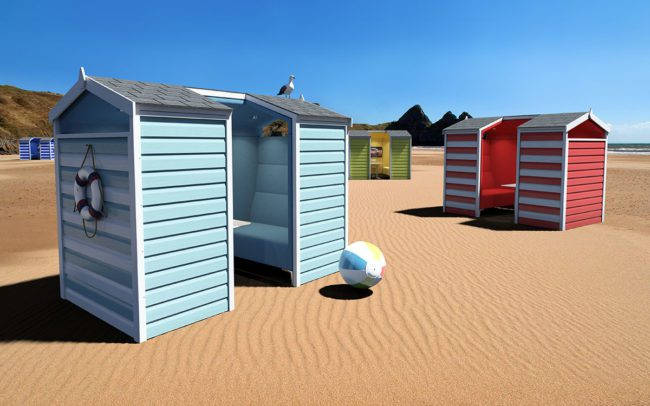Frovi Huddle Beach Hut