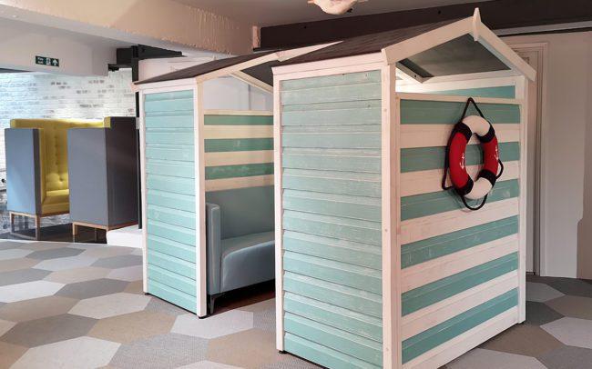 Frovi Huddle Beach Hut