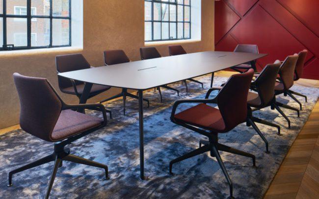 Brunner Ray Swivel Chair