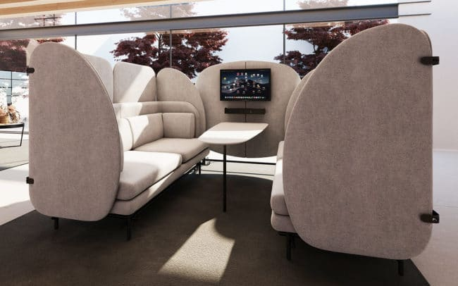 Frovi Home Booths and Sofas