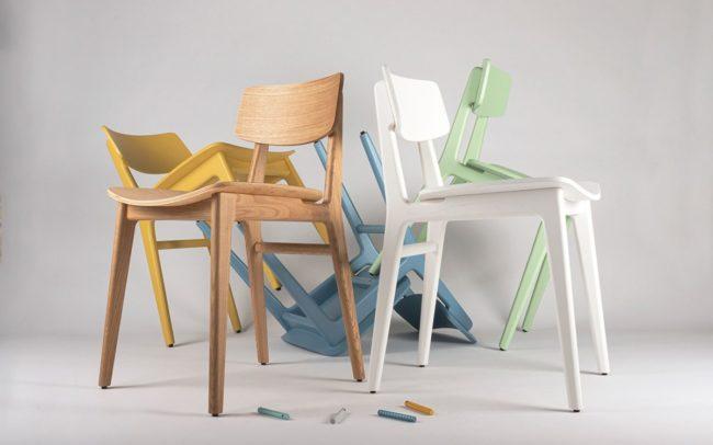 Frovi Scandi Side Chair