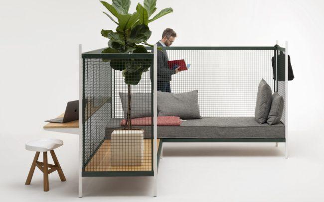 Established & Sons Grid, by Ronan & Erwan Bouroullec.