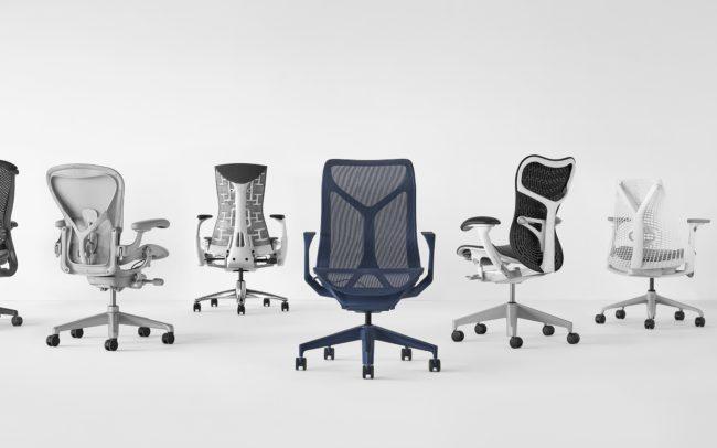 Herman Miller Lino Chairs