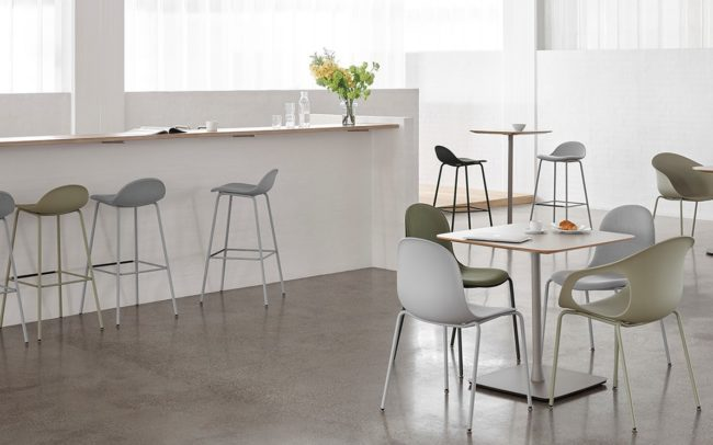 Allermuir Kin Chairs and Stools
